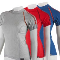 Farebné dámske funkčné tričká radu Comfort