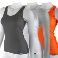 Colored ladies undershirt Comfort series