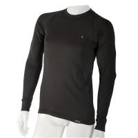 Pánske čierne tričko s dlhým rukávom radu Still