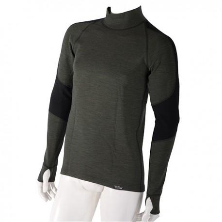 Pánske dlhorukávové termo tričko s Merino vlnou radu Wooler