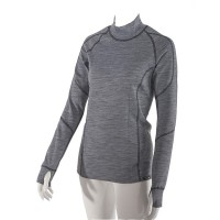 Women's thermo shirt with long sleeves with Merino wool
