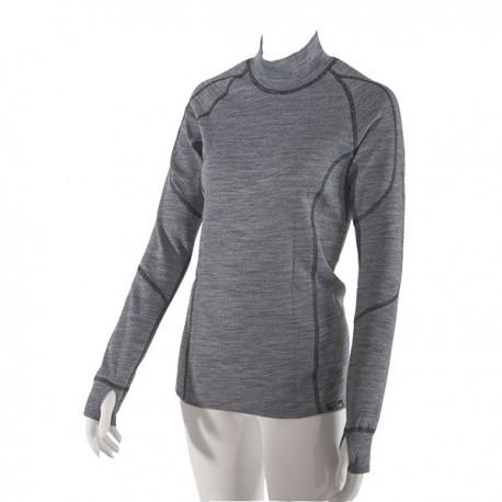 Dámske termo tričko s dlhým rukávom s Merino vlnou radu Wooler