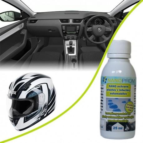 NANO protection of plastics in car interiors 25 ml