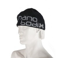 Cap with logo Nanobodix