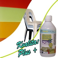 NANO protection of plastics and painted surfaces Quality Plus+ 100ml