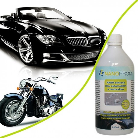 Paint For Cars >> Nano Paint Protection For Cars Ships And Motorcycles 200 Ml