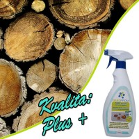 NANO impregnácia dreva a papiera Kvalita Plus+ 500ml