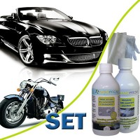 SET - NANO paint protection automoto 100ml + abras. cleaner 100ml