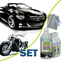 SET - NANO paint protection automoto 200ml + abras. cleaner 200ml