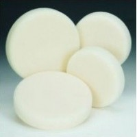 Abrasive sponge hard white diameter 130x30mm