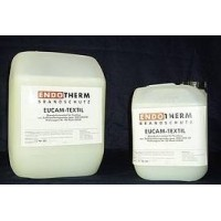Fire proof coating for cellulose fibre EndoTherm EUCAM-Textile