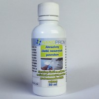 Abrasive cleaner 50ml