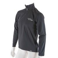 Thermo insulating men's sweatshirt with collar NanoBodix Coldbraker